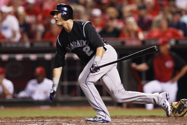 Troy Tulowitzki's 'Stop' Is a Good Sign for Colorado Rockies