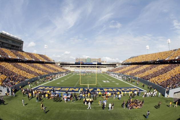 WVU Football Stadium Adds Family-Friendly Section