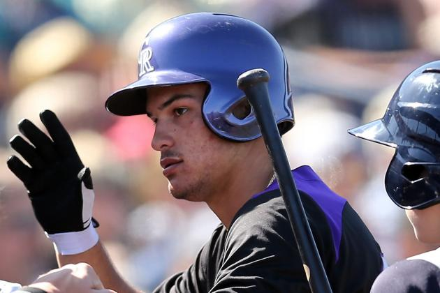 Arenado Ready to Finish What He Started This Spring