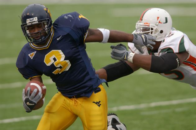 Former WVU Standout Wilson Loves His Job
