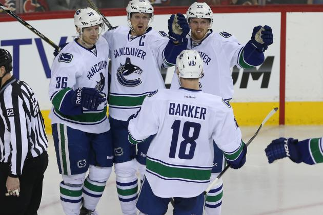 Canucks Return Home to Face Predators