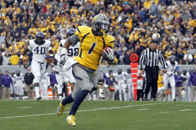 Miami Dolphins to Work out Star West Virginia Receiver Tavon Austin