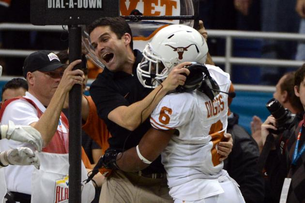 Deconstructing the Texas Defense and How the Longhorns Can Fix It