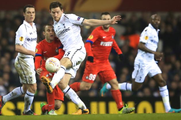 Inter Milan vs. Tottenham: Europa League Live Score, Highlights, Recap