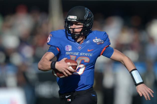 Boise State QB Joe Southwick: 'I'm in a Great Place Right Now'