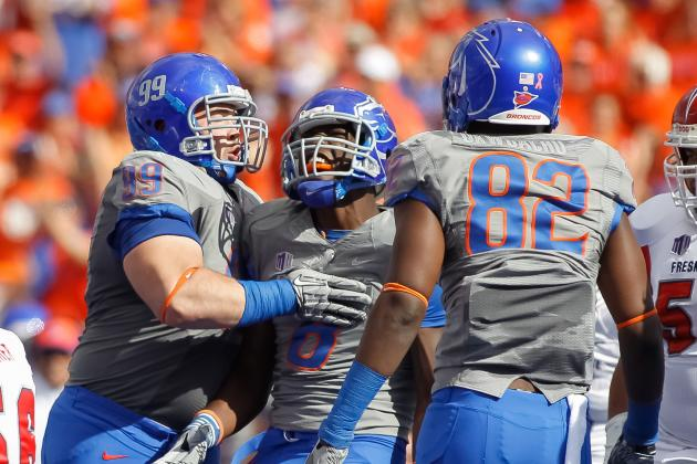 Boise State Football Has Accomplished Starters, Needs Depth on D-Line