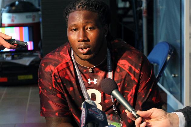 Greene Thinks Pro Day Aided His Draft Stock