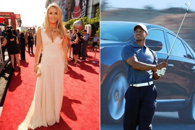 Tiger Woods and Lindsey Vonn Rumors Heat Up as Elin Nordegren Bags New Beau