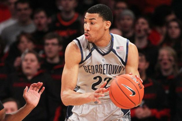 Otto Porter Wields Skill, Strong Work Ethic to Top of Big East