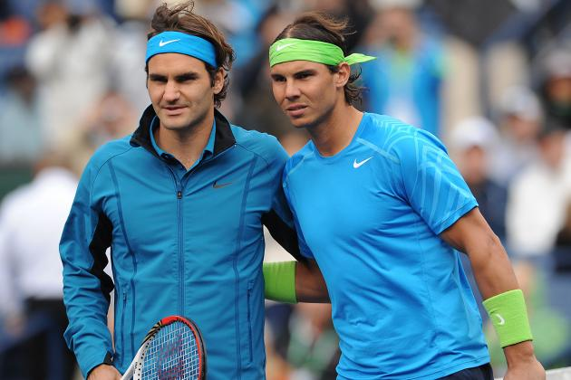 Rafael Nadal Versus Roger Federer Preview and Predictions