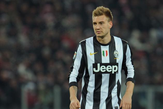 Bendtner Urged to Take a 'Step Down' from Juventus