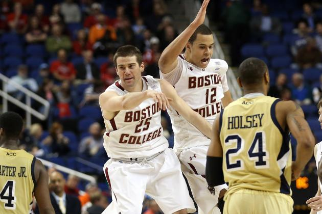Hanlan Sets Rookie Record in Boston College Blowout