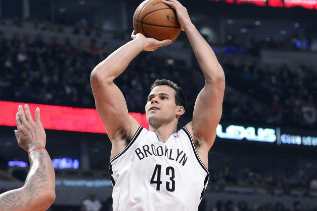 Humphries, Stackhouse to Get Chance as Nets Reshape Rotation