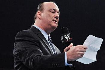 Paul Heyman Should Be an Authority Figure on TV