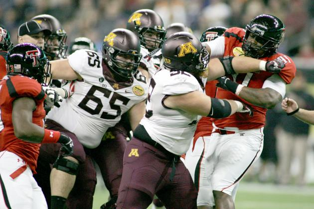 Gophers Player Capsule: OL Zac Epping