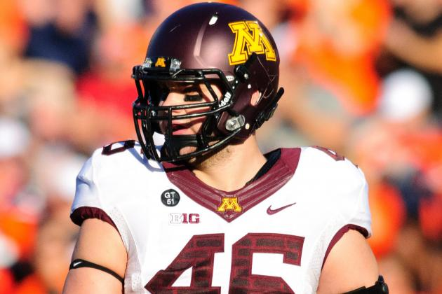 Gophers Player Capsule: DT Cameron Botticelli