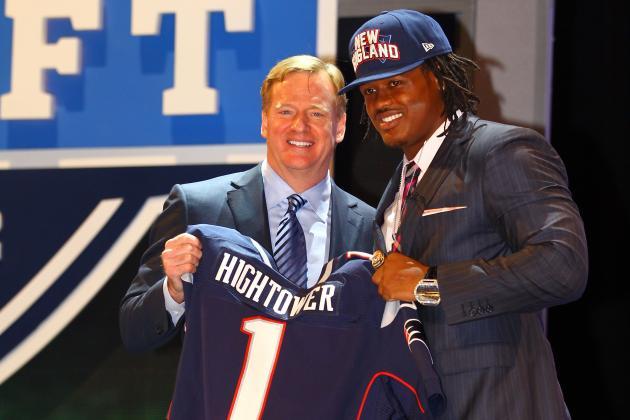 New England Patriots 2013 Mock Draft Roundup