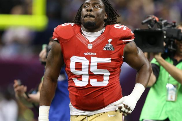 Report: Colts Add Ex-49ers DT Ricky Jean Francois