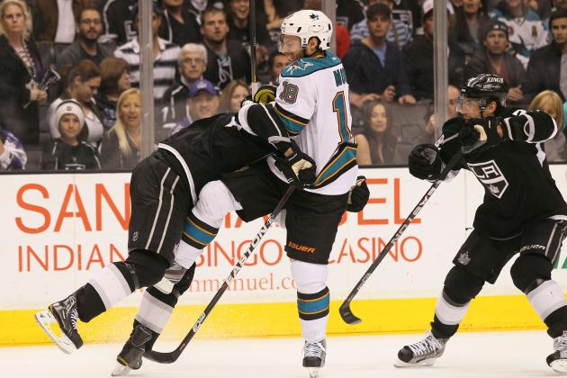 Los Angeles Kings @ San Jose Sharks Preview