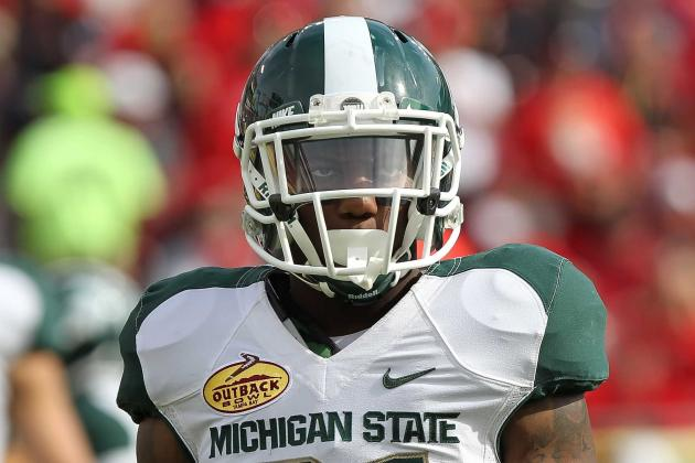NFL Scout: MSU Highest-Rated NFL Draft Prospect Returning to the Spartans