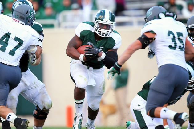 Larry Caper Still Hopeful at Pro Day After Limited Play at MSU