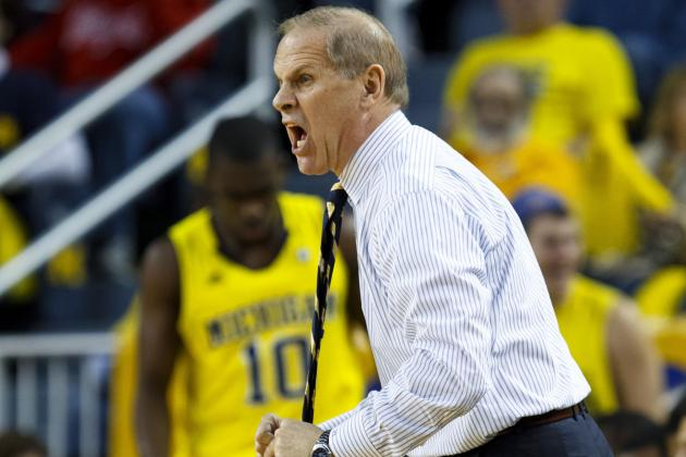 Beilein a Finalist for Jim Phelan National Coach of the Year Award