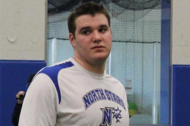 Michigan State Offers Illinois OT Chase Gianacakos