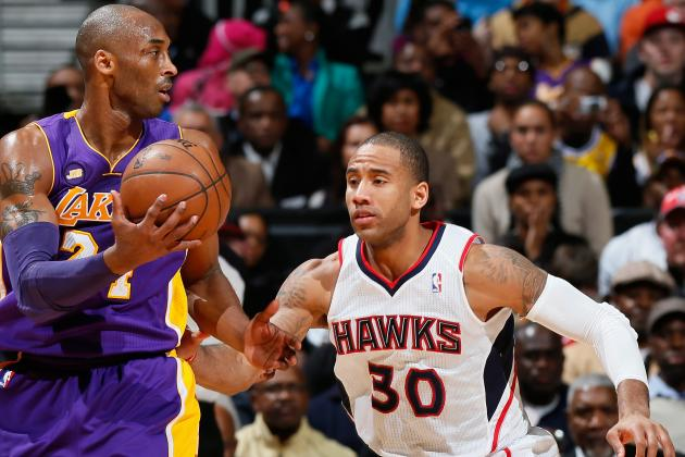 Dahntay Jones Says He Feels Bad, Didn't Try to Intentionally Hurt Kobe