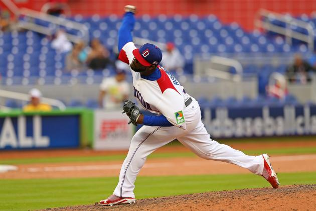 Rays Players Caught Up in Excitement of World Baseball Classic