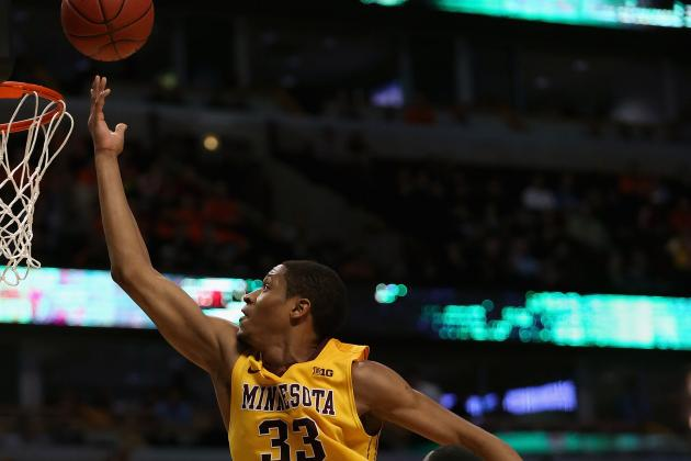 NCAA Bubble Trouble? Not for Gophers