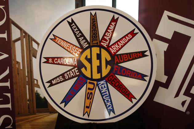 SEC Has Plans to Announce TV Network in April