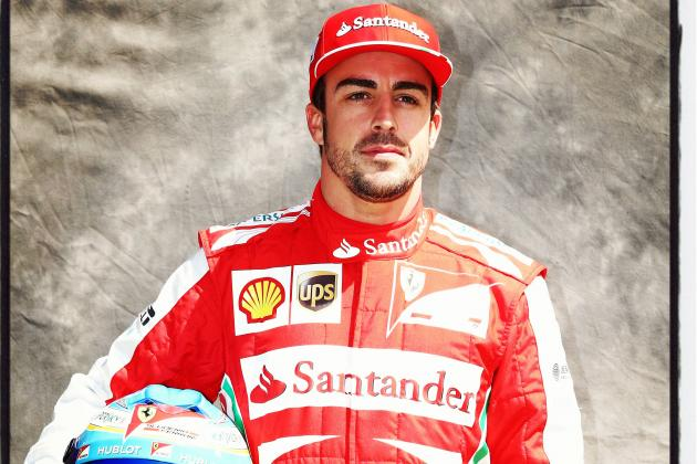 Alonso the Man to Beat: Hamilton