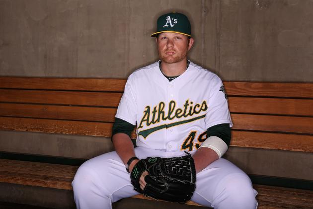 Oakland A's Get Good News on Injury Front