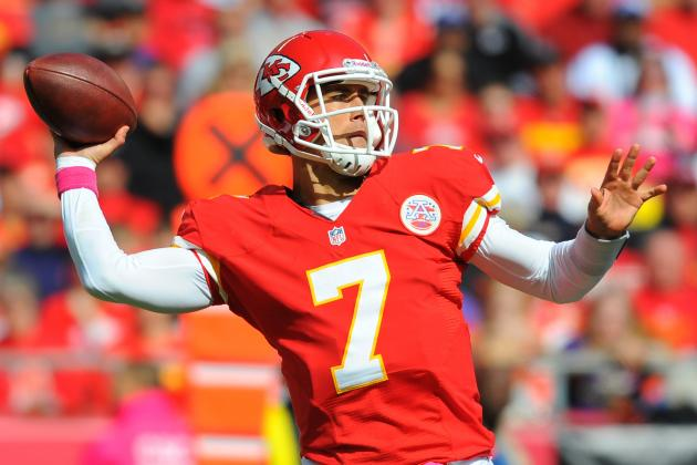 Minnesota Vikings Reportedly Sign QB Matt Cassel