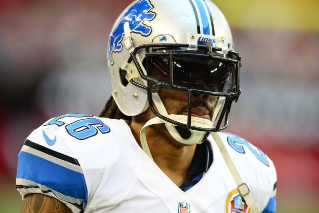 Agent: 49ers Sign Ex-Lions Safety Louis Delmas