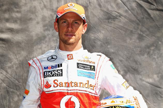 Button Dismisses Hamilton Critcisms of McLaren Regime