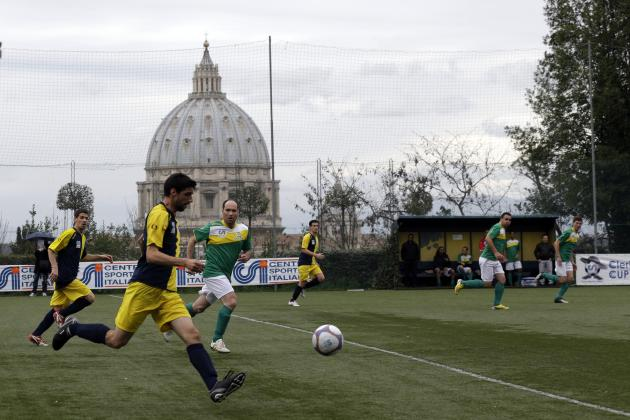 Clericus Cup: The Story of the Vatican's Quirky Football League