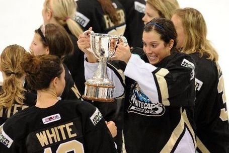 Minnesota Whitecaps Deserve to Be Remembered for Impact on Clarkson Cup