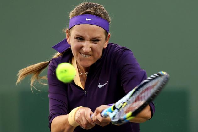Victoria Azarenka Withdraws from BNP Paribas Open