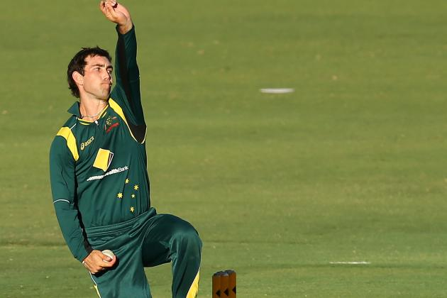 Maxwell Dropped to Strengthen Bowling