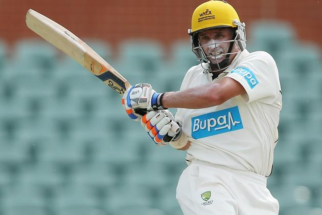 Hussey Explains Surprise Retirement
