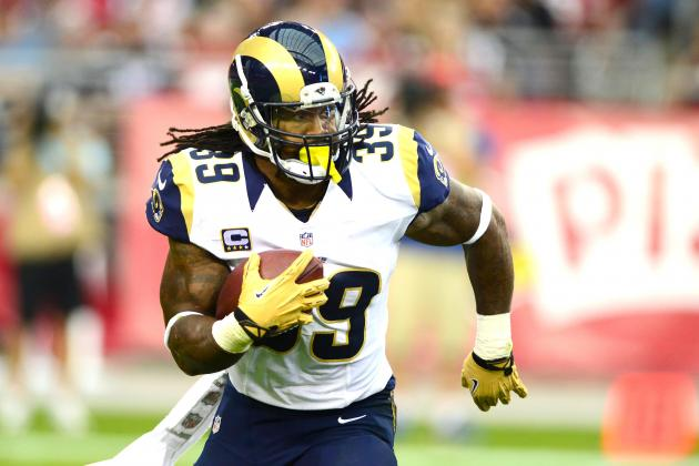 Steven Jackson Reaches Agreement on Deal with Atlanta Falcons