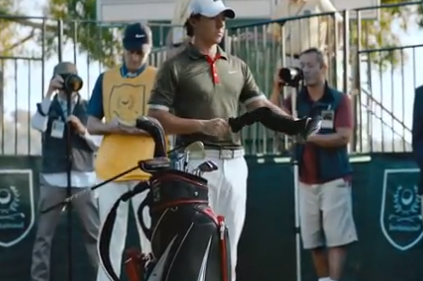 Video: Nike Releases New Rory McIlroy Commercial