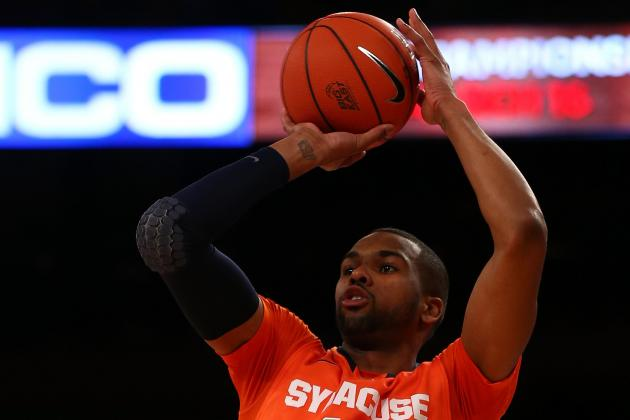 No. 19 Syracuse 62, No. 17 Pittsburgh 59