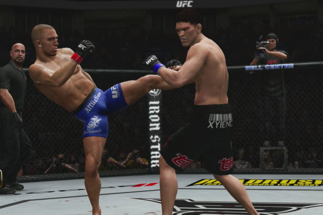 UFC 158: Simulating Main Events with UFC Undisputed 3 Video Game