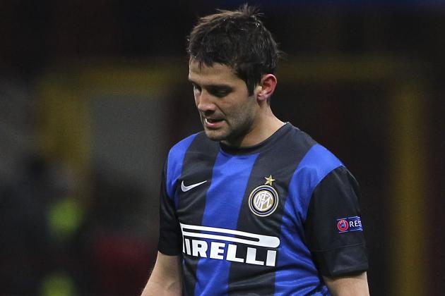 Inter Milan 4-1 Tottenham (Agg 4-4)