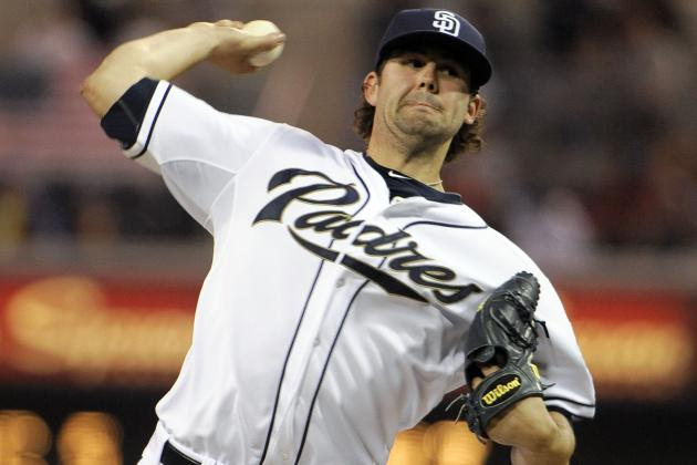 San Diego Padres 2013: Persistent Pitching Problems Plague Padres