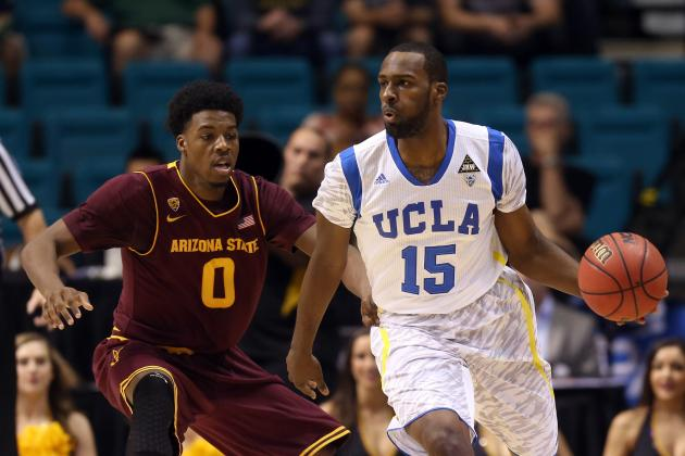 Muhammad, UCLA Rally Against Arizona State