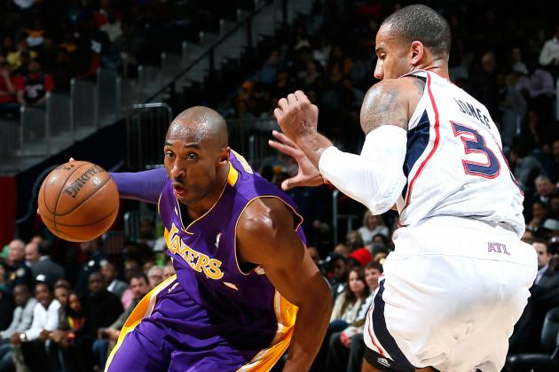 NBA: Dahntay Jones Should've Been Called for Foul on Kobe Bryant