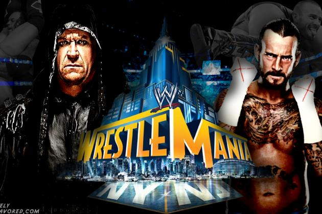 No Snooki, Double Heyman, Undertaker and Other Things to Like About WrestleMania